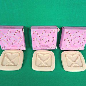 Lot of 3 Avon Vanilla Cream Guest Soap Christmas